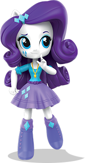 File:Equestria Girls Minis Rarity promo image.png