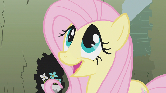 "File:Fluttershy ""not at all"" S2E01.png"