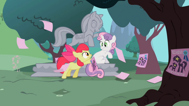 File:Sweetie Belle shocked S02E05.png