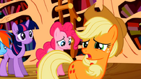 Applejack confess S02E03