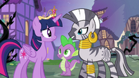 Zecora suggesting more potion S4E02