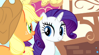 """Applejack """"this is gonna be good"""" S4E12"""