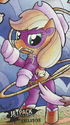 Comic issue 14 Superhero Applejack