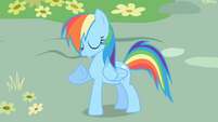 "Rainbow Dash ""The one and only!"" S1E01"