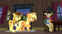 AJ and Braeburn go to Silverstar for help S5E6