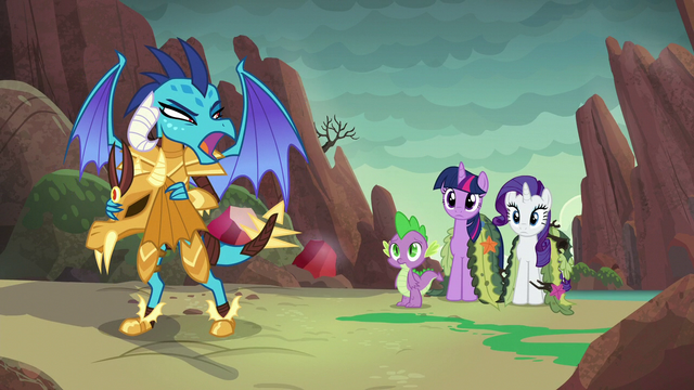 """File:Ember """"better things than being big and strong"""" S6E5.png"""