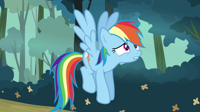 File:Rainbow Dash flabbergasted S4E18.png