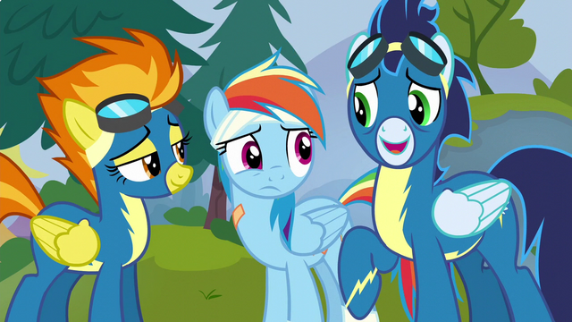 "File:Soarin ""you know why they call me that?"" S6E7.png"