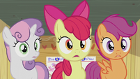 The CMC hears Pipsqueak S5E18