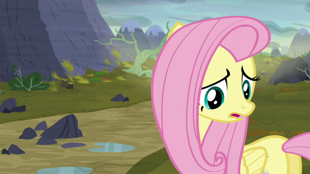 "File:Fluttershy ""there isn't enough food here for you!"" S5E23.png"