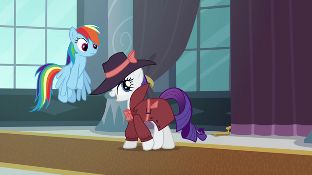 "File:Rarity ""Here's what I'm thinking"" S5E15.png"