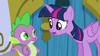 "Twilight ""I'm glad you opened your big mouth"" S5E12"
