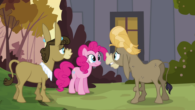 "File:Pinkie Pie, Cranky, and Matilda ""I never told you about her"" S02E18.png"