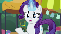 "Rarity ""I can't help you unless"" S6E3"