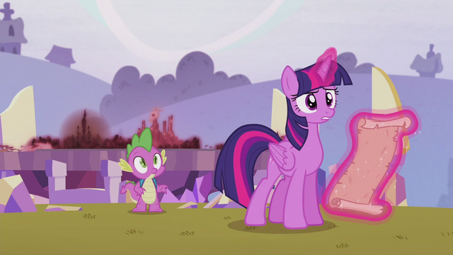 "File:Twilight ""travel into the past and change something"" S5E25.png"