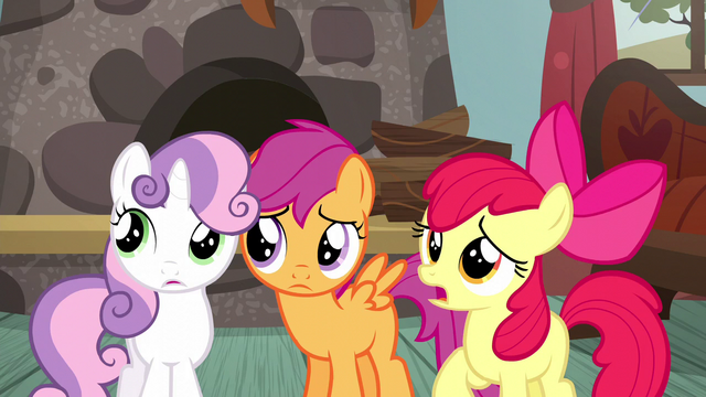 File:Apple Bloom tries talking to Applejack S5E6.png