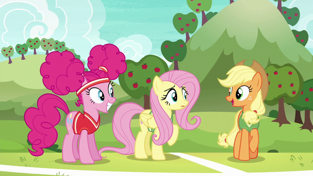 "File:Applejack ""you two get the idea?"" S6E18.png"