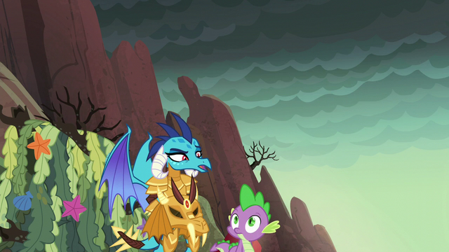 "File:Ember ""why did you cover for me?"" S6E5.png"