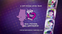 Pinkie Pie's Slumber Party - Twilight Sparkle intro EGM2
