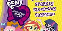 Twilight's Sparkly Sleepover Surprise