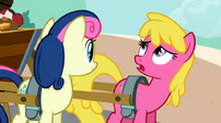 Cherry Berry and Sweetie Drops talking S2E19