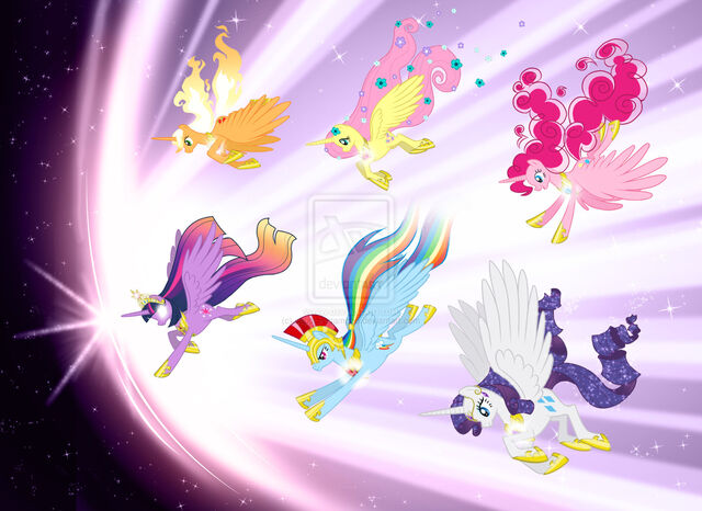 File:FANMADE Alicorn Elements of Harmony.jpg