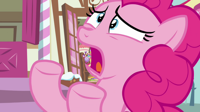"File:Pinkie Pie ""all her dreams will be crushed!"" S3E07.png"
