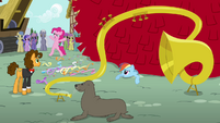 "Pinkie Pie ""the goof-off is off!"" S4E12"