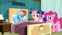 Rainbow Dash for eggheads S2E16
