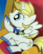Leon in the French My Little Pony magazine cropped