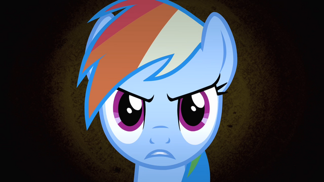 File:Rainbow Dash's face S4E07.png