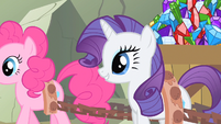 Rarity I'm a lady S1E19