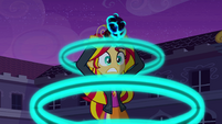 Sunset Shimmer crown surges with power EG