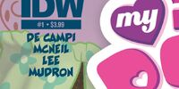 My Little Pony: Friends Forever/Gallery/Issues 1-20