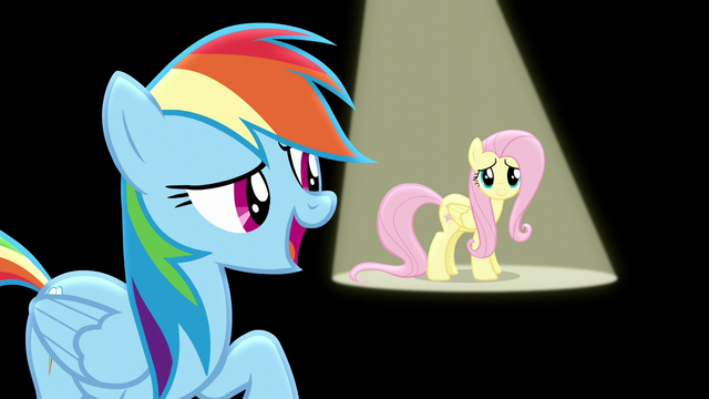 "File:Rainbow singing ""you'll start to work it out"" S6E11.png"