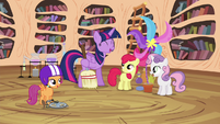 "Twilight ""see you next time"" S4E15"