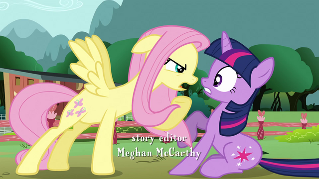 File:Fluttershy being protective S3E05.png