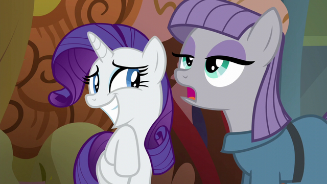 "File:Maud Pie ""only if I had a mirror"" S6E3.png"