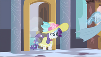Rarity had to S2E9