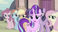 "Starlight ""This is a perfectly normal part of the equalization process"" S5E02"