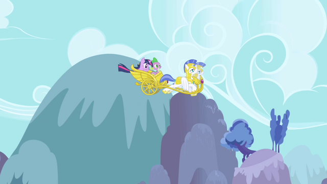File:Chariot about to enter Ponyville S1E01.png