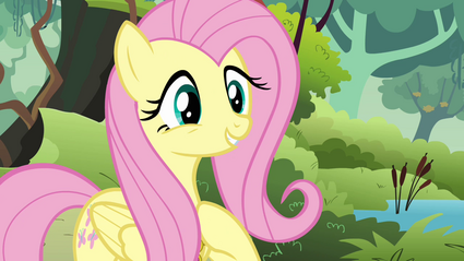 Fluttershy gives Discord the benefit of the doubt S03E10.png