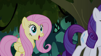 Fluttershy happy to help S4E03
