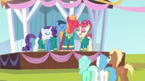 MLP FiM - Find the Music in You (Rehearsal) Ger 1080p Netflix