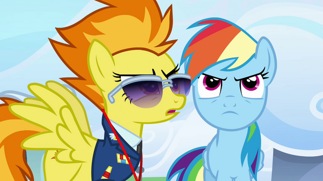 File:Spitfire 'You'll probably quit after the first day!' S3E07.png