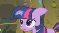 Twilight Looking Up S1E09