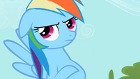 Rainbow Dash for the love S2E8