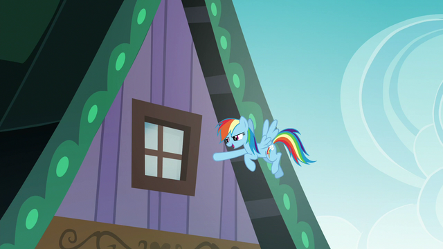 "File:Rainbow says ""gotcha!"" to Cranky Doodle S6E15.png"
