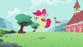 Apple Bloom jumping hoop S2E6.png