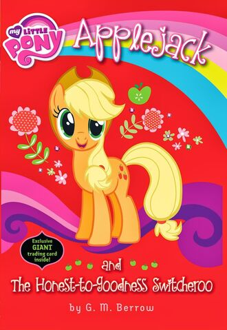File:Applejack and the Honest-to-Goodness Switcheroo cover.jpg